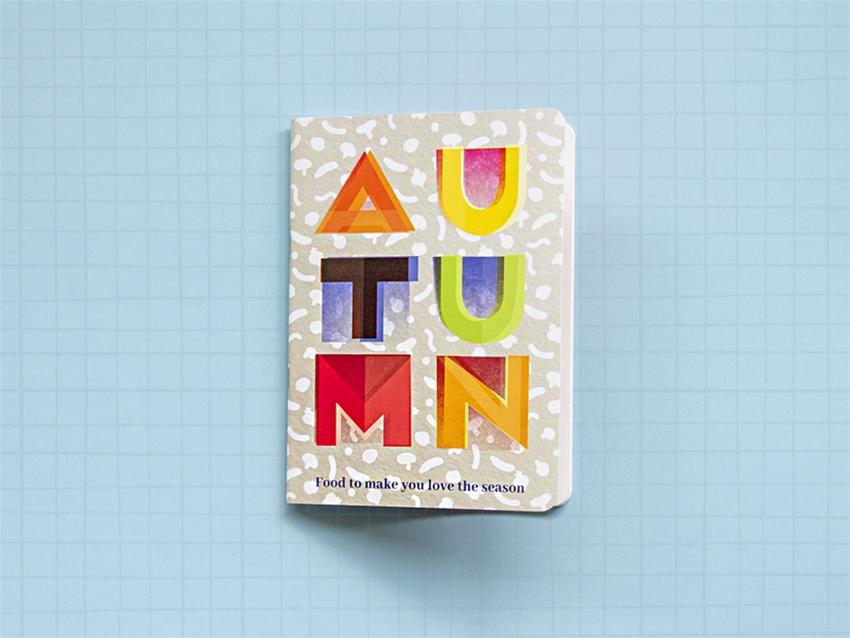 stuff mondays – autumn recipe book