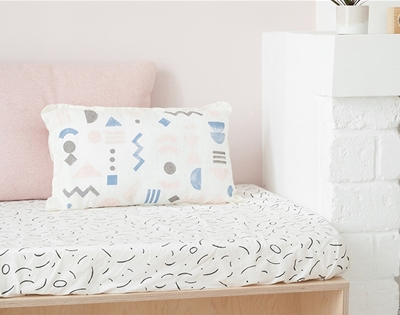 diy printed cushion