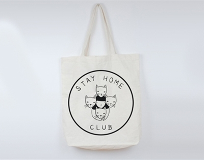 stuff mondays - stay home club totes