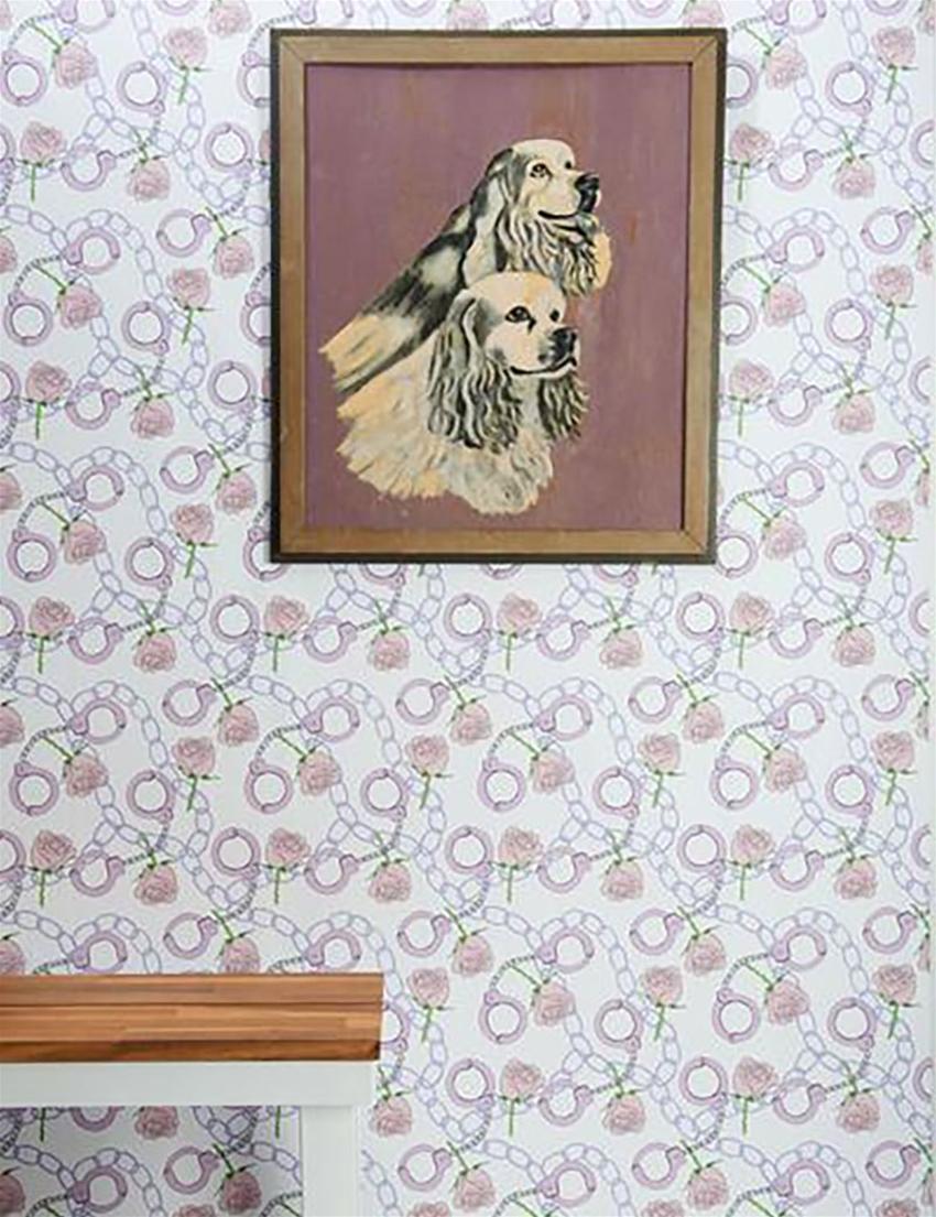 aelfie removable wallpaper