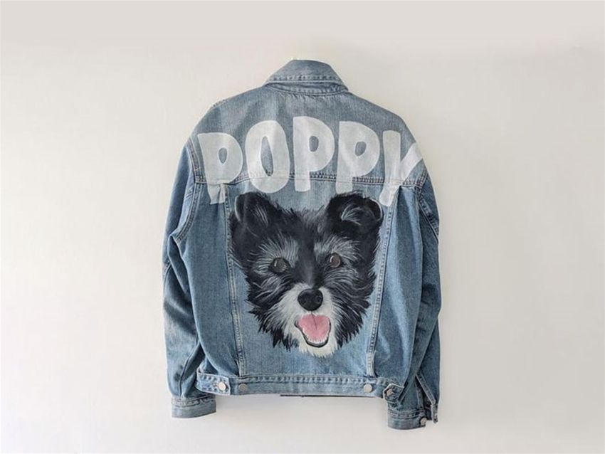 custom pet portrait jackets