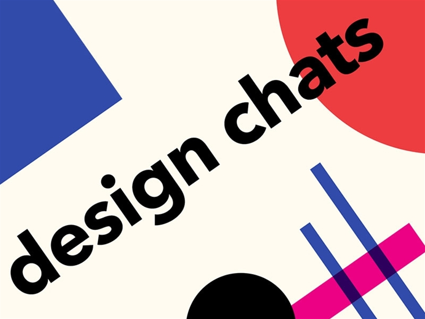 come along to design chats!