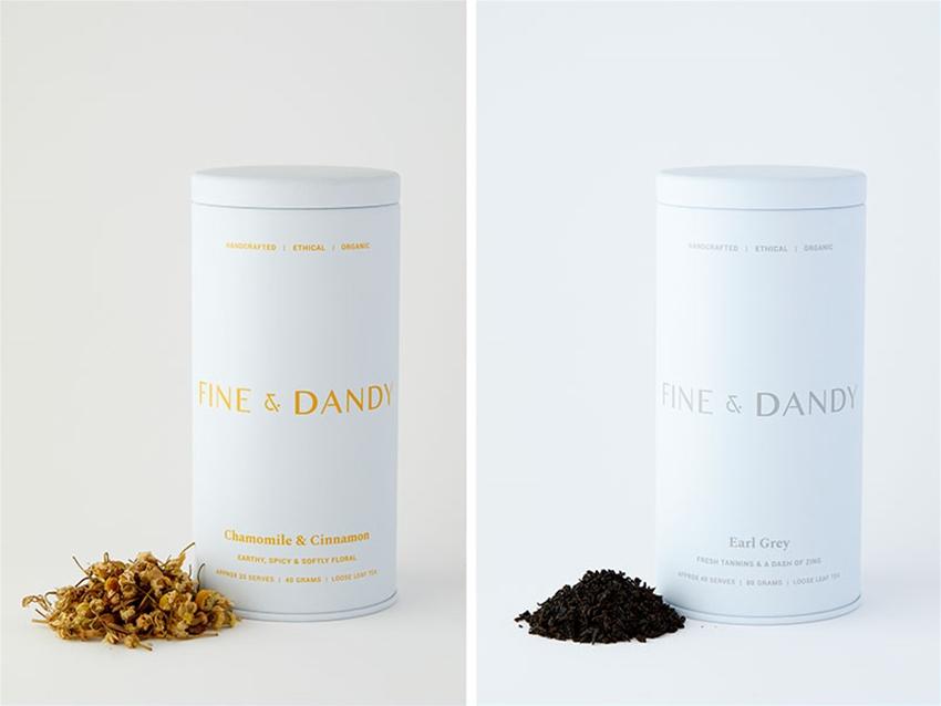 stuff mondays – fine and dandy tea