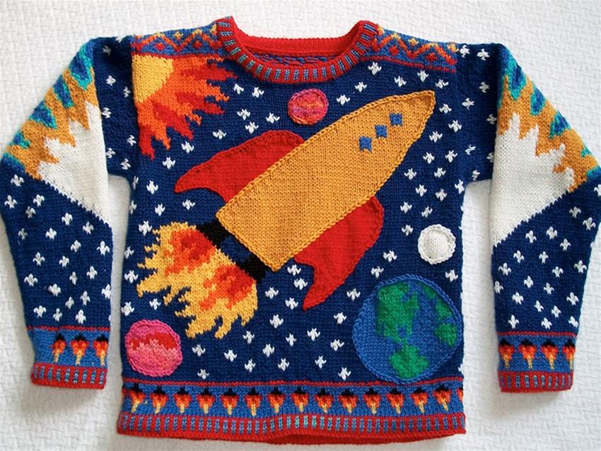 a few dorky-cool knitting patterns by amarinalevin