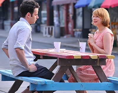 behind the scenes of take this waltz