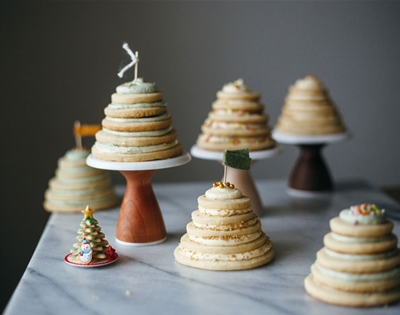 bake it: mini cookie cakes