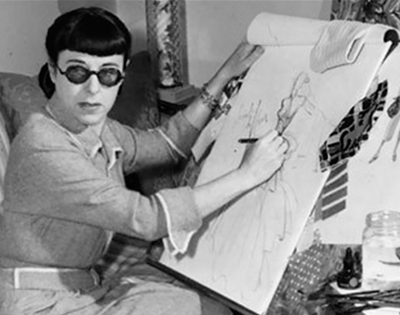 the costume designer: edith head and hollywood giveaway