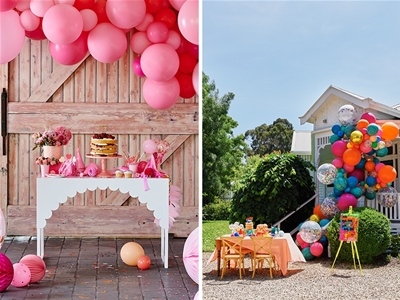 word from the wise: how to throw a pretty party