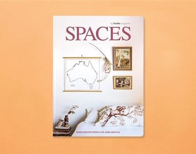 spaces volume five is available for pre-order