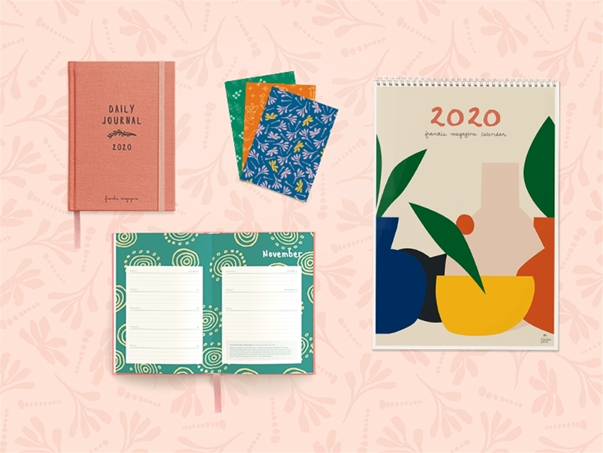 don't forget to pre-order your 2020 diary and calendar