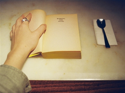 books to read when you're hungry