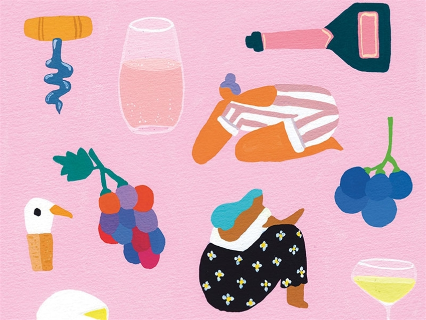 a simple guide to becoming a wine snob
