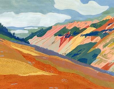ariel lee's landscapes
