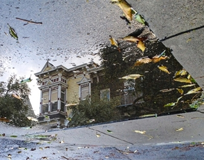 angela may chen's puddle photography