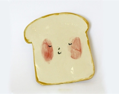 a toast (plate) to you