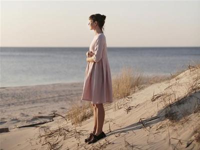 linen sea dresses