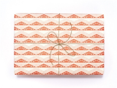 esme winter wrapping paper