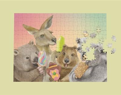 a very aussie puzzle