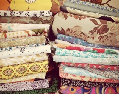 online vintage fabric store