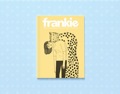say hello to our cover artist, amélie fontaine