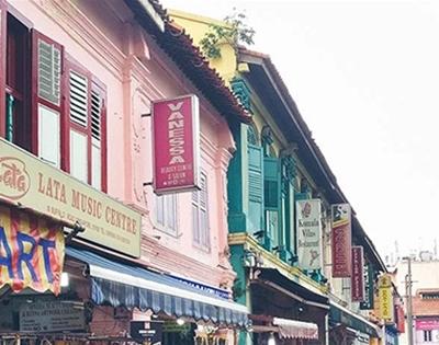 postcards - claire dalgliesh's singapore