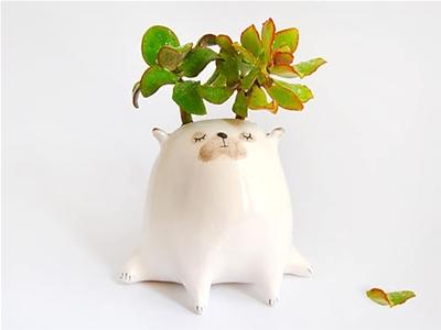 the pug planter