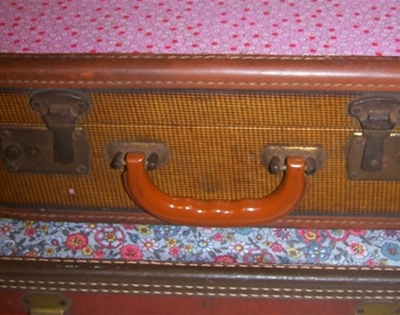 refurbished suitcases