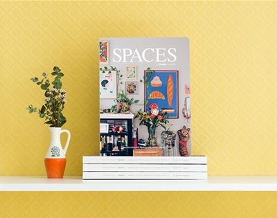 spaces volume four is back