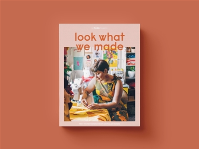 'look what we made' is now available for pre-order
