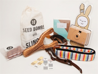stuff mondays - poketo grab bag