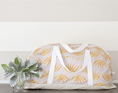 lulie wallace duffle bags