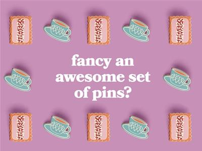 last chance to score free pins