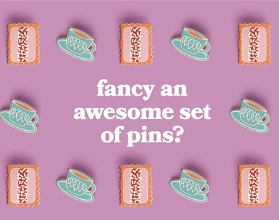last chance to score free pins