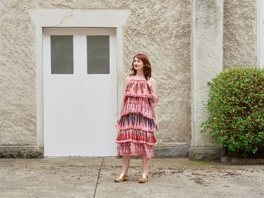 my favourite frock: Minna Gilligan