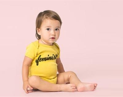 feminist onesie