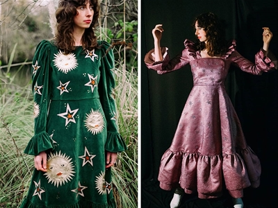 magical dresses by mary benson