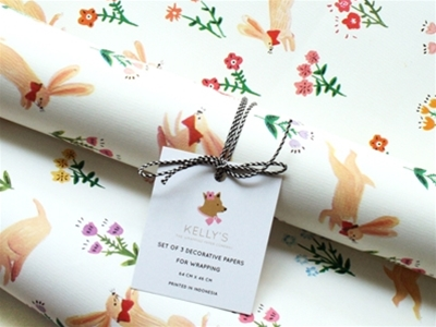 kelly's the wrapping paper company
