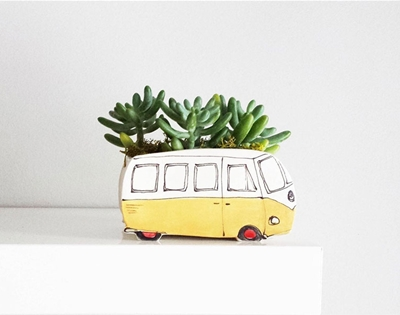 the kombi planter