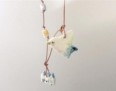 erin's window ceramic jewellery