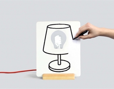 the draw lamp