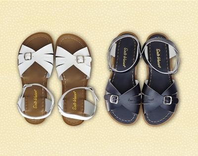 stuff mondays - salt water sandals