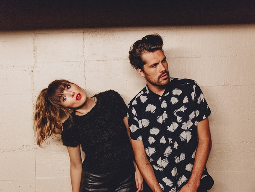 tunesday – oh wonder ticket giveaway