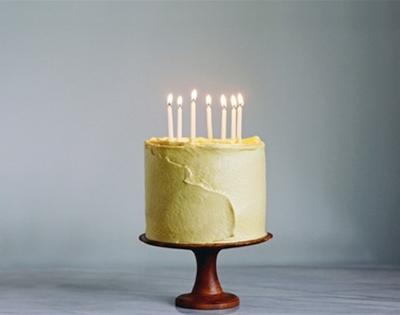 hazelnut and strawberry celebration cake
