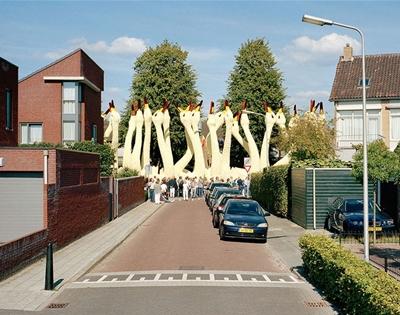 photos of dutch parades