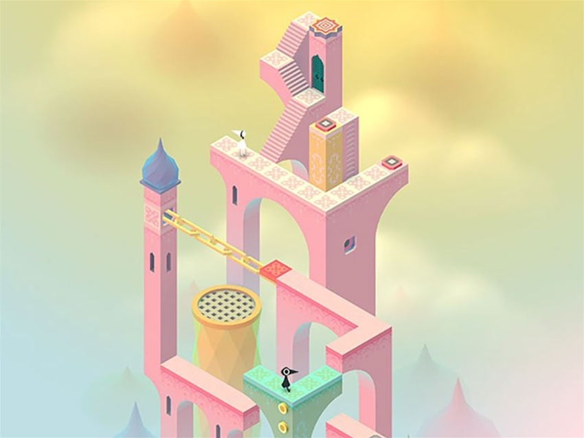 five surprisingly beautiful smartphone games