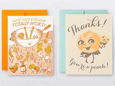 hello!lucky greeting cards