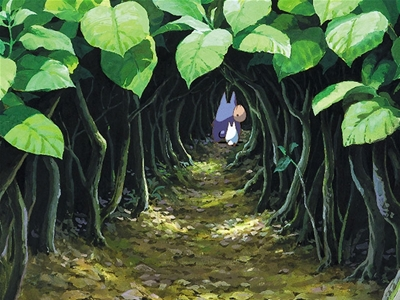 studio ghibli has released free wallpapers
