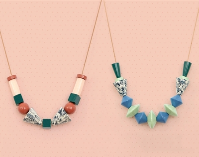 stuff mondays - apres ski necklaces
