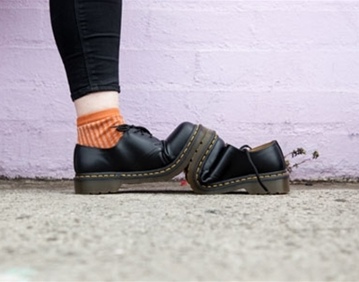 how to wear in your docs without maiming yourself