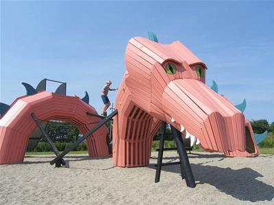 monstrum's adventure playgrounds